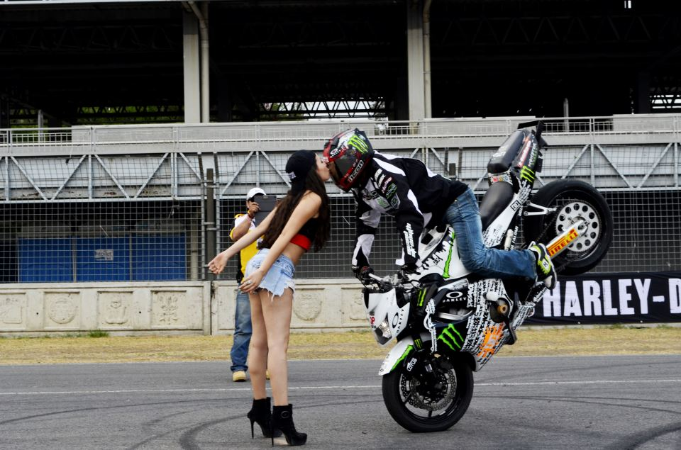 Harley Davidson Cumple Su Objetivo El Alebrije