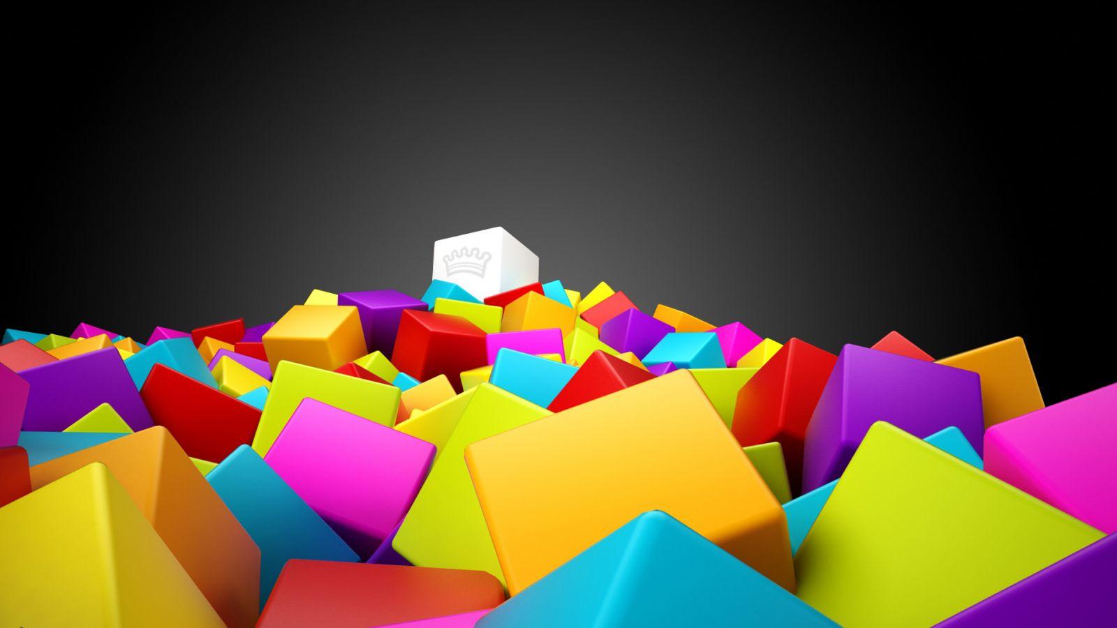 Fondo de pantalla cubos de colores hd hq 1080p el alebrije for Fondos de pantalla full hd colores