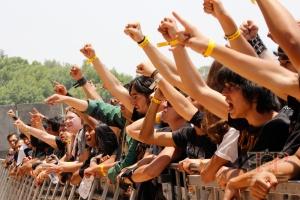 Se esperan grandes bandas en el festival.