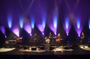 Concierto de la banda Duncan Dhu en el Auditorio Nacional de la