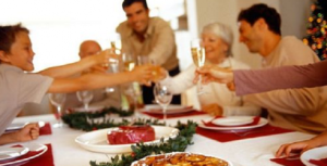 cena-navidad-familia