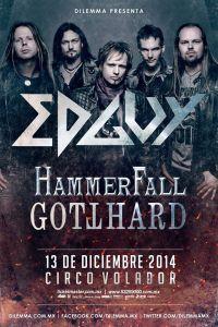 Edguy-en-México-2014