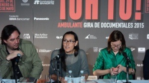 Roxana Alejo, directora operativa de Ambulante