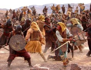 091714_egyptian-soldiers-battle-their-mitanni-enemies