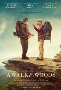 poster pelicula a walk in the woods