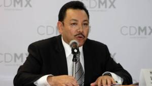 Héctor Serrano, Secretaría de Movilidad