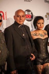 Gustavo Pérez, vocalista de El Clan