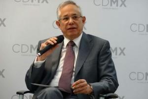 Jorge Gaviño Ambriz, Director del Sistema de Transporte Colectivo (STC).