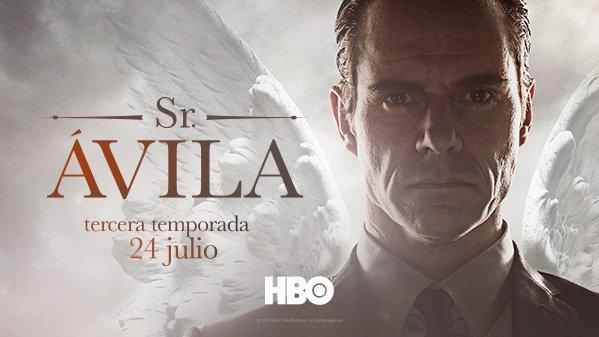 Sr. Avila 3x01 Latino Disponible