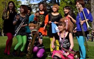 La Tokyo Brass Style se presentará en la Alóndiga de Granaditas.