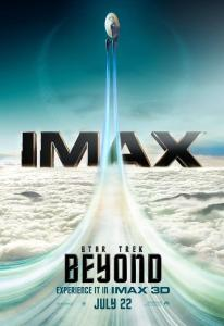 STAR TREK BEYOND IMAX