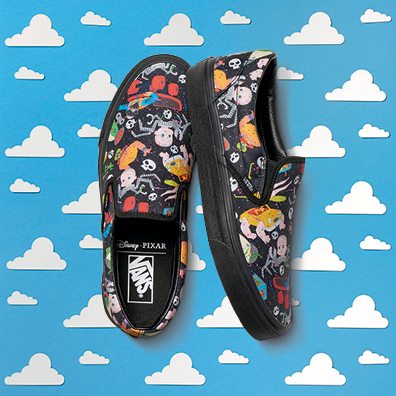 vans coleccion toy story