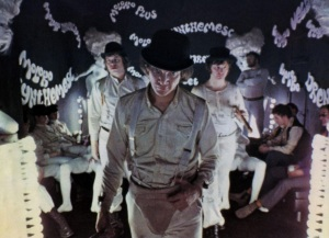 still-of-malcolm-mcdowell-warren-clarke-and-james-marcus-in-a-clockwork-orange