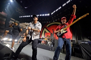 Prophets Of Rage Perform At The Hollywood Palladium