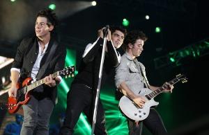 Image: Jonas Brothers In Concert - Caracas, Venezuela