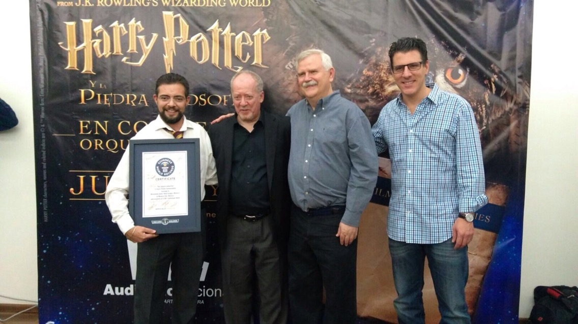 Harry Potter y la música de John Williams hechizará el Coloso de Reforma