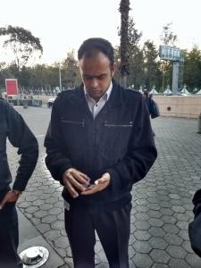 Personal de Expo- Coleccionistas impidieron el acceso a elementos de seguridad