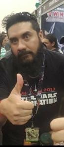 Leo Ortega, el agresor