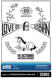 LOVE OF LESBIAN A.N.