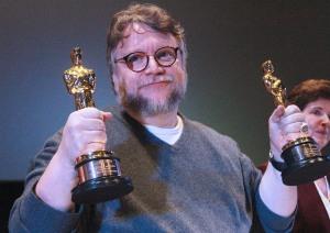 Guillermo del Toro en el Festival Internacional de Cine de Guadalajara