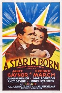 ha-nacido-una-estrella-l-r-fredric-march-janet-gaynor-en-un-poster-de-arte-1937-e5mrtj