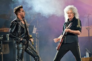 Queen + Adam Lambert in Concert