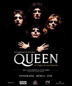 Queen El Origen de una Leyenda - En Foto Museo Cuatro Caminos