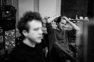 Zach Condon_En el estudio de grabación