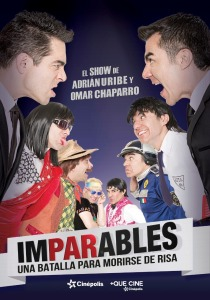 Poster Imparables