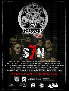 Sin Barreras S7N