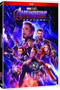 ENDGAME DVD