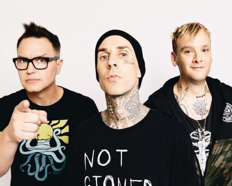 integrades de la banda pop punk blink-182
